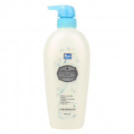 image of YOKO 優 沐浴乳 500mL #.膠原蛋白    YOKO Collagen Boost Shower Cream 500mL