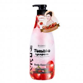 image of 泰國Scentio 緊緻彈力茄紅身體乳   Thailand Scentio Tomato Lycopene&Nano Multi Vitamin Body Essence