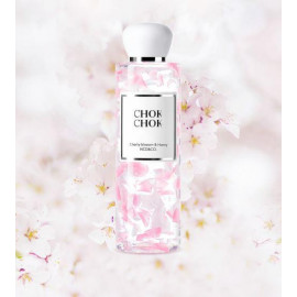 image of 韓國 CHOKCHOK 櫻花絲絨沐浴露   Korea CHOKCHOK Cherry Blossom & Honey NCD&CO.
