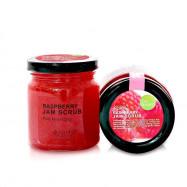 image of 泰國 SCENTIO 覆盆莓果醬緊緻身體去角質180ml    Thailand SCENTIO Raspberry Jam Scrub Pore Minimizing 180ml