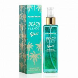image of WOMENSECRET BEACH PLEASE Paradise 身體噴霧 250mL #.夏日清新  WOMENSECRET BEACH PLEASE Paradise Fresh Bosy Mist 250mL # Dasis