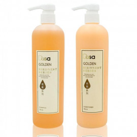 image of DUSA度莎 燕窩洗髮/護髮 750ml    DUSA Golden Birdnest Series Shampoo /Conditioner 750ml