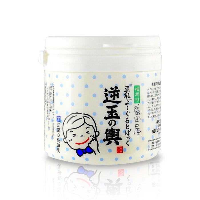 image of 日本 豆腐盛田屋 豆乳優格面膜 150g Japan Tofu No Moritaya Tamanokoshi Soy Yogurt Beauty Pack Face Mask 150g