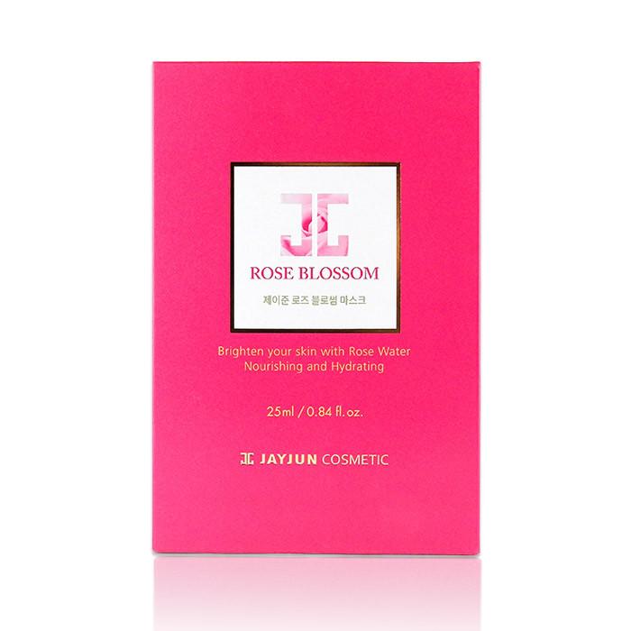 image of 韓國 JAYJUN 水光玫瑰面膜(10片入)  Korea JAYJUN Rose Blossom Mask Pack 10pcs