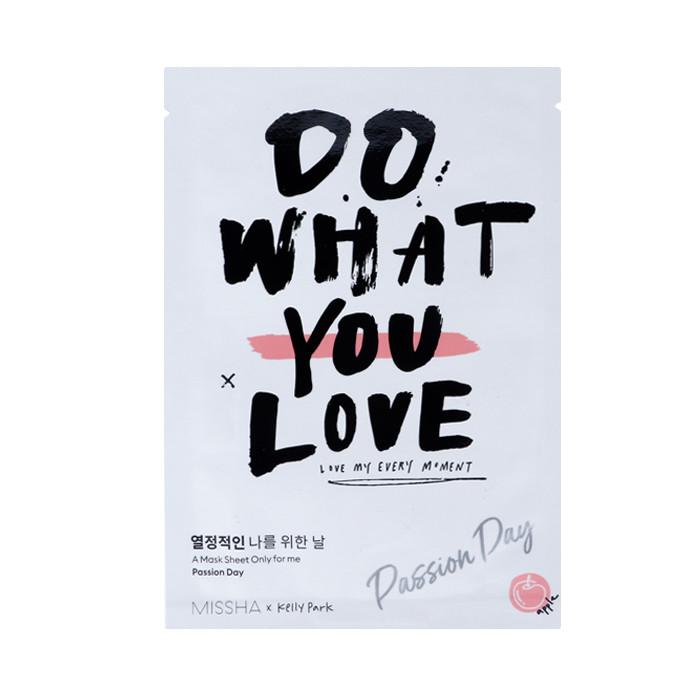 韓國 MISSHA x KELLY PARK 我的物語面膜 Lovely Day(潤澤)23ml  Korea MISSHA x KELLY PARKLovely Day  23ml