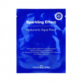 image of 韓國 FROM NATURE 透明質酸保濕面膜 23mL   Korea FROM NATURE Hyaluronic Aqua Mask 23mL