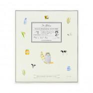image of 韓國 Dr. Althea 牛奶燕麥淨白面膜 27g 10片/盒  Korea DR. ALTHEA NATURAL BRIGHTENING VELVET MASK 27g 10pcs/box