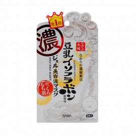 image of 日本 SANA 莎娜 豆乳美肌凝凍精華超保濕面膜 22mL 5片/盒  SANA Japan Nameraka Honpo Soy Isoflavone Moisture Jelly Face Mask 22mL 5pcs/box