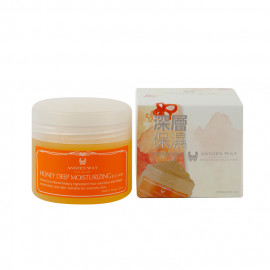 image of Annie's Way 蜂蜜凍膜250ML   Annie's Way Honey Deep Moisturizing Mask 250mL