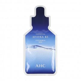 image of 韓國 AHC B5玻尿酸保濕面膜 單片 45g  Korea AHC Premium Hydra B5 Cotton Mesh Mask 45g