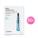 Wonjin Effect 核彈級補水重生面膜 30gx10pcs  Wonjin Effect Medi Hydro Vial Mask 30gx10pcs