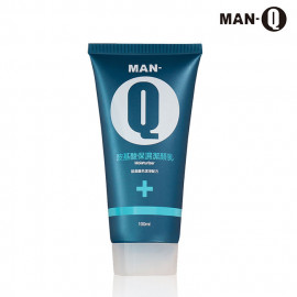 image of MAN-Q 胺基酸潔顏乳 保濕100ml   MAN-Q Moisture 100ml