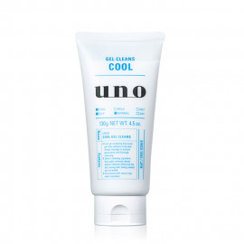 image of UNO 冷砂洗顏凝膠 130g   UNO Gel Cleans Cool 130g