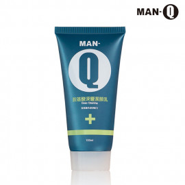 image of MAN-Q 胺基酸潔顏乳 深層100ml   MAN-Q Facial Cleanser 100ml