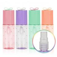 image of 韓風可愛透明化妝水細霧噴瓶  Korea Facial Mist Spray Bottle