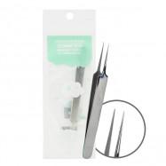 image of 不銹鋼粉刺夾 單支入 #.直式型  Double Acne Needles Makeup Tools