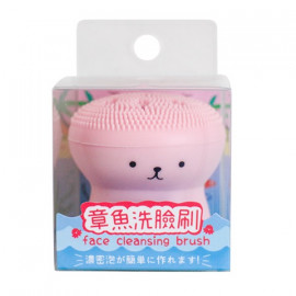 image of 章魚洗臉刷   Octopus Face Cleansing Brush