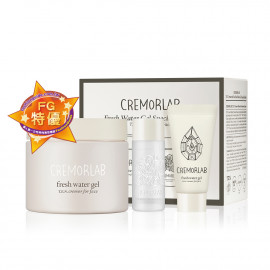 image of 韓國Cremorlab T.E.N.礦物瞬透水凝膜限定組  Korea Cremorlab T.E.N. Fresh Water Gel Special Edition Set