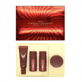 image of 韓國 Its skin 紅蔘晶鑽蝸牛4件套組   Korea It's Skin Prestige Ginseng D'Escargot Special Trial Kit (4 Item)
