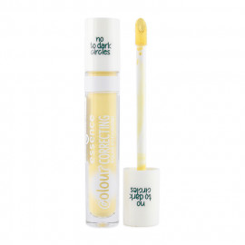 image of 德國 essence 艾森絲 校正膚色遮瑕液 5g #.20  Germany Essence Color Correcting Liquid Concealer Cooling Effect Face Makeup - 20 Pastel Yellow 5g