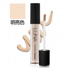 image of 韓國 LUNA 持久保濕遮瑕膏 7.5g #.01 Light Beige Korea LUNA Long Lasting Tip Concealer 7.5g #.01 Light Beige