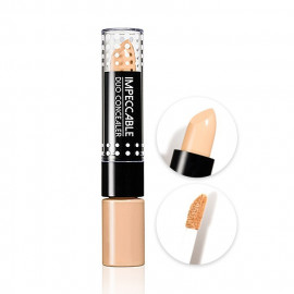 image of 1028 臉部修修雙頭遮瑕棒(3.9g+5mL) 乙支入   1028 Impeccable Duo Concealer (3.9g+5mL)