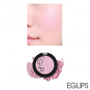 image of 韓國 Eglips 亮彩粉嫩肌潤色腮紅 4g #.05 LAVENDER BLOOM    Korea EGLIPS Apple Fit Blusher 4g #.05 LAVENDER BLOOM