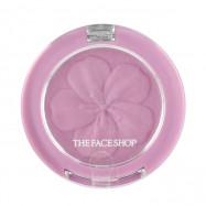 image of 韓國 The Face Shop 花瓣立體腮紅 3.8g 04薰衣草  Korea The Face Shop Blush Pop Blusher 3.8g #.04 Lavender Pop
