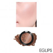 image of 韓國 Eglips 亮彩粉嫩肌潤色腮紅 4g 10ALMOND BRONZE  Korea EGLIPS Apple Fit Blusher 4g #.10 ALMOND BRONZE