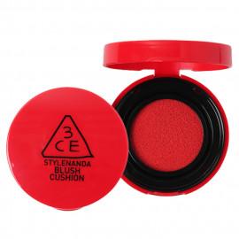 image of 韓國 3CE(3CONCEPT EYES) 氣墊腮紅 8g #.Girlish Red   Korea 3CE(3CONCEPT EYES) Stylenanda Blush Cushion  8g #.Girlish Red