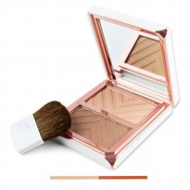 image of 韓國 LANEIGE 蘭芝 彩妝師焦點雙色頰彩 8g #.06 檀木   Korea LANEIGE Ideal Blush Duo 8g #.06 Wood Blossom