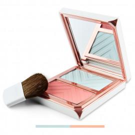 image of 韓國 LANEIGE 蘭芝 彩妝師焦點雙色頰彩 8g #.02 柔荔   Korea LANEIGE Ideal Blush Duo 8g #.02 Peach Mint