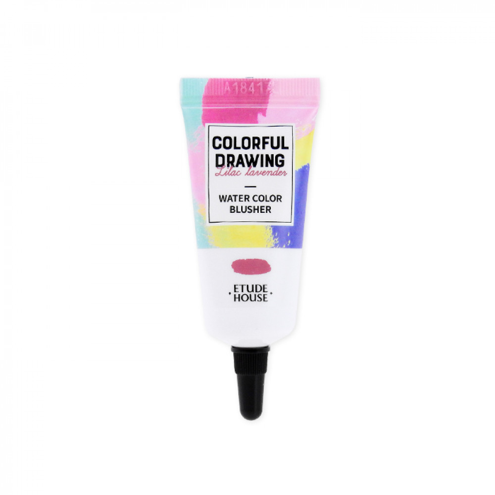 韓國 ETUDE HOUSE 彩色素描春季限定水感腮紅PP501 10g  Korea ETUDE HOUSE COLORFUL DRAWING - Water Color Blusher #PP501 10g
