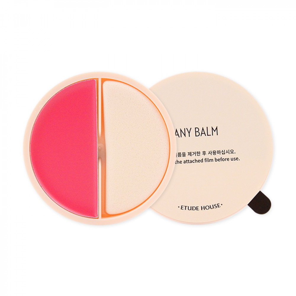 韓國 ETUDE HOUSE 氣墊頰彩(蕊) 3g Korea Etude House Any Balm Blusher 3g # 2 Pink