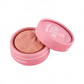 image of 韓國 SKIN FOOD 鮮果美好腮紅餅BR02櫻桃派  Korea SKIN FOOD Fresh Fruit Mellow Blush #BR02