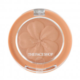 image of 韓國 The Face Shop 花瓣立體腮紅 3.8g 03杏桃膚   Korea The Face Shop Blush Pop Blusher 3.8g #.03 Nudie Pop