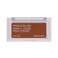 image of 韓國 the face shop 立體單色腮紅 3.3g BR02 3.3g   Korea the face shop Single Blush Fard A Joues Multi-Usage #BR02 3.3g
