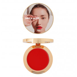 image of 韓國 3CE x Take A Layer 眼唇頰三用霜 Scarlet Red4.2g  Korea 3CE x Take A Layer LIP & CHEEK & EYE Scarlet Red 4.2g