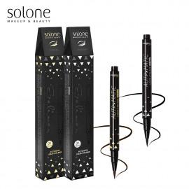 image of Solone 超乎想像液態眼線膠筆 (兩色可選)   Solone AUTOMATIC LIQUID EYELINER