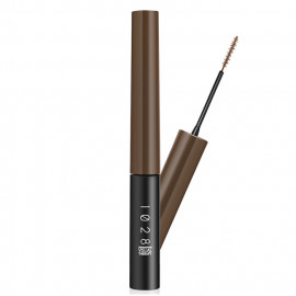 image of 1028 超立體持色玩眉膏 4g #.02 咖啡色 1028 Visual Therapy Absolute Lasting Browcara Eyebrow Mascara