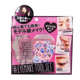 image of NOBLE 眼妝套組(1組3入)(送化妝包)   NOBLE Eyemake Tool Set
