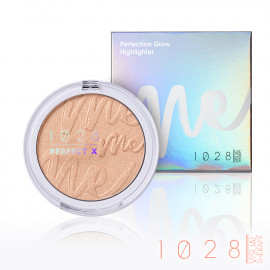image of 1028 完美十刻打亮限量盤 8g 沐光橘 1028 Perfection Glow Highlighter 8g