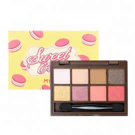 image of MKUP 美咖 薔薇微醺眼影盤 6.8g  MKUP Rosy Nude Eye Eyeshadow Palette 6.8g