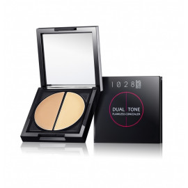 image of 1028眼部修修調色盤 1.6gx2色   1028 Visual Therapy Dual Tone Flawless Concealer