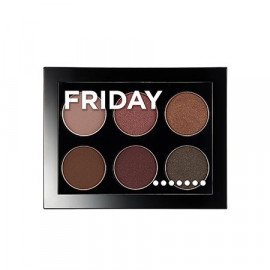 image of 韓國 Aritaum 一週眼影盤 8g Friday  Korea ARITAUM Weekly Eye Palette 8g #Friday