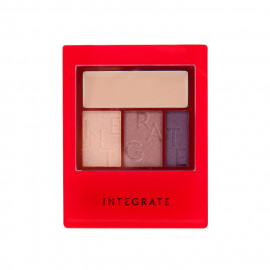 image of 日本 SHISEIDO 資生堂 INTEGRATE 線代主義光彩眼影盒 3.3g #.VI695 Japan Shiseido INTEGRATE Accent Color Eyes CC Eyeshadow Palette 3.3g #.VI695