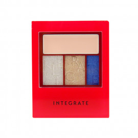 image of 日本 SHISEIDO 資生堂 INTEGRATE 線代主義光彩眼影盒 3.3g  Japan Shiseido INTEGRATE Accent Color Eyes CC Eyeshadow Palette 3.3g #.BL692