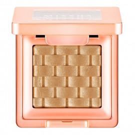 image of 韓國 MISSHA 義大利玫瑰編織紋眼影 1.5g #.20  Korea MISSHA Modern Shadow Italprism 1.5g #.20Shooting Gold