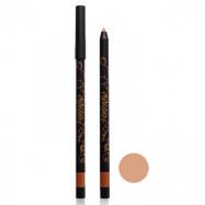 image of 台灣 Solone 愛麗絲系列 奇幻繽紛慕絲眼彩筆(免削旋轉式) NO.07.舒芙里(粉膚)  Taiwan Solone Alice's Fantasy Adventures Vivid Fantasy Smoody Pencil Eyeliner  #07 Souffle (Bronze)