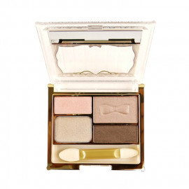 image of 日本 SWEETS SWEETS 四色亮綵眼影 03  sweets sweets Japan Shiny Dolce 4-Color Quad Eyeshadow Palette  #03 Chocolate Mont Blanc